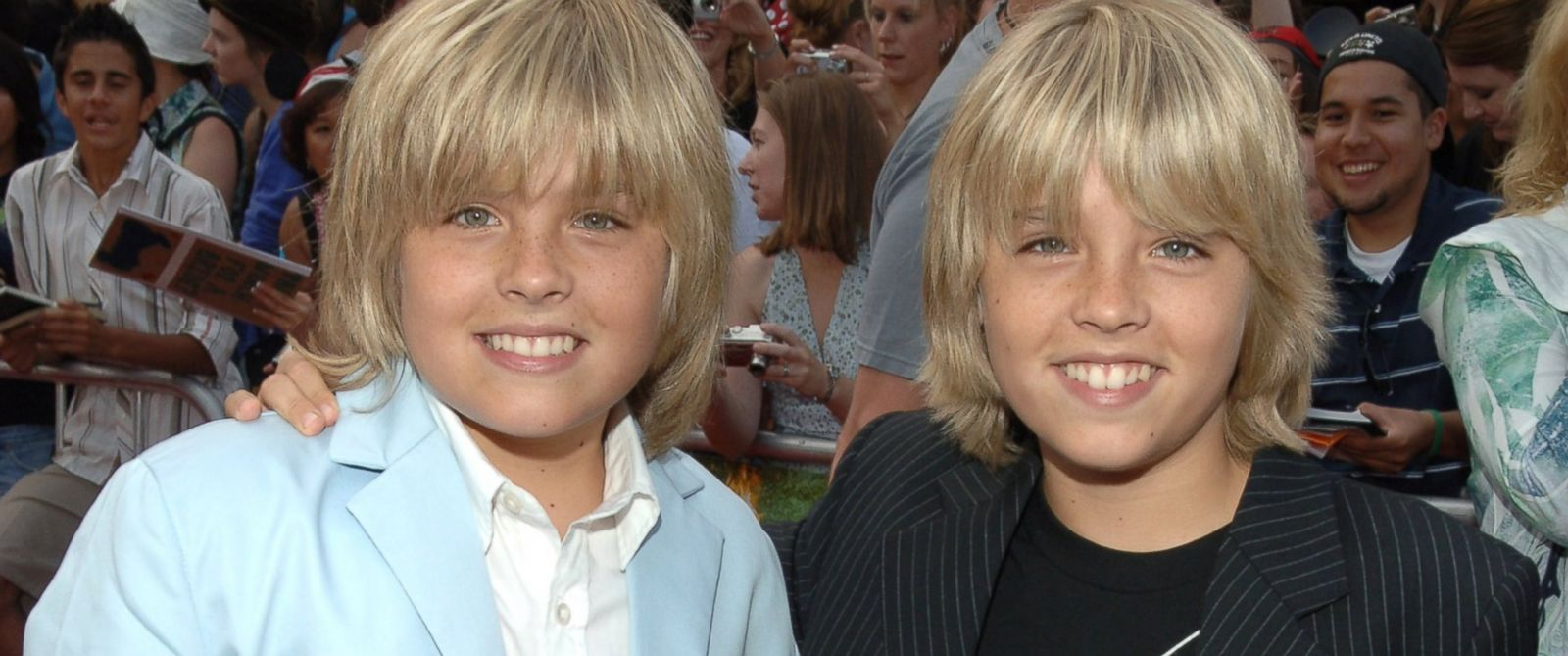 Dylan and Cole Sprouse From 'Suite Life of Zack and Cody' Graduate