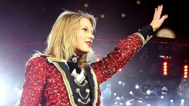 PHOTO: Seven-time Grammy winner Taylor Swift concluded the Australian leg of her RED tour, playing to a sold-out crowd of more than 40,000 fans, at Etihad Stadium, Dec. 14, 2013, in Melbourne, Australia.