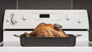 PHOTO: Making Thanksgiving dinner can be stressful. Here are some hacks from the Good Housekeeping Institute to help make your meal preparation a breeze.