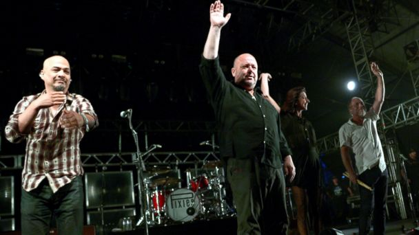 PHOTO: The Pixies perform onstage during the 2014 Coachella Valley Music & Arts Festival at the Empire Polo Club, April 12, 2014, in Indio, Calif.
