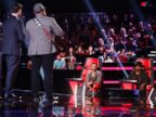 PHOTO: The Voice, Live Show, Nov. 11, 2013.
