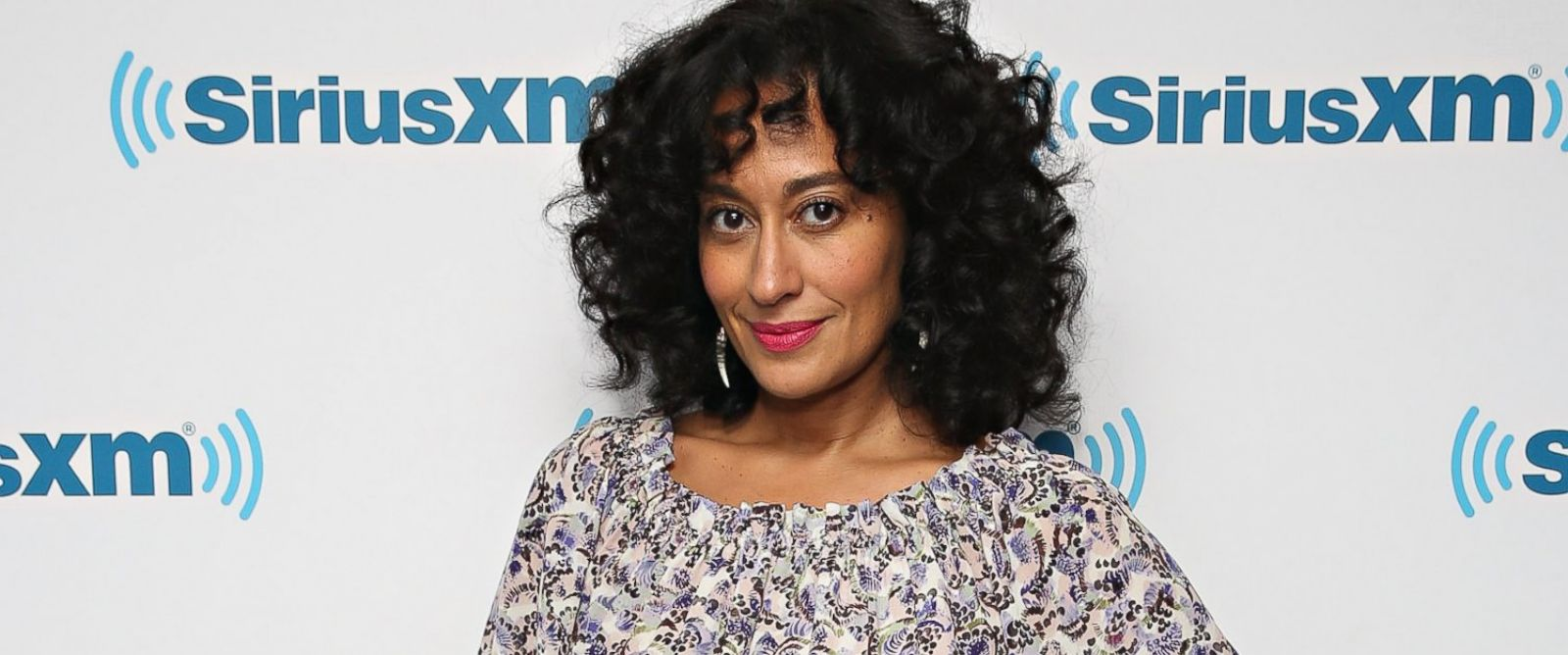 PHOTO: Tracee Ellis Ross visits the SiriusXM Studios on March 15, 2016 in New York City.