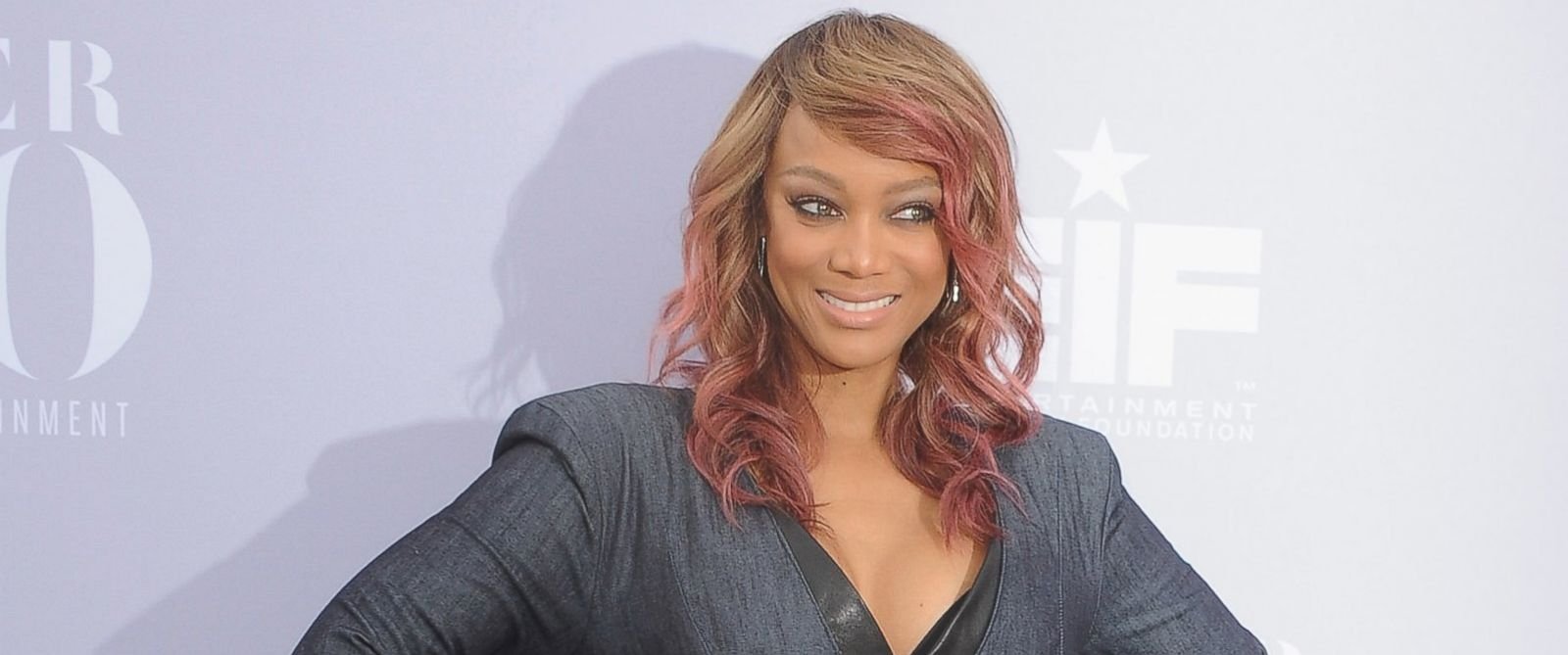 PHOTO: Tyra Banks arrives at The Hollywood Reporters Annual Women In Entertainment Breakfast at Milk Studios, Dec. 9, 2015, in Los Angeles.