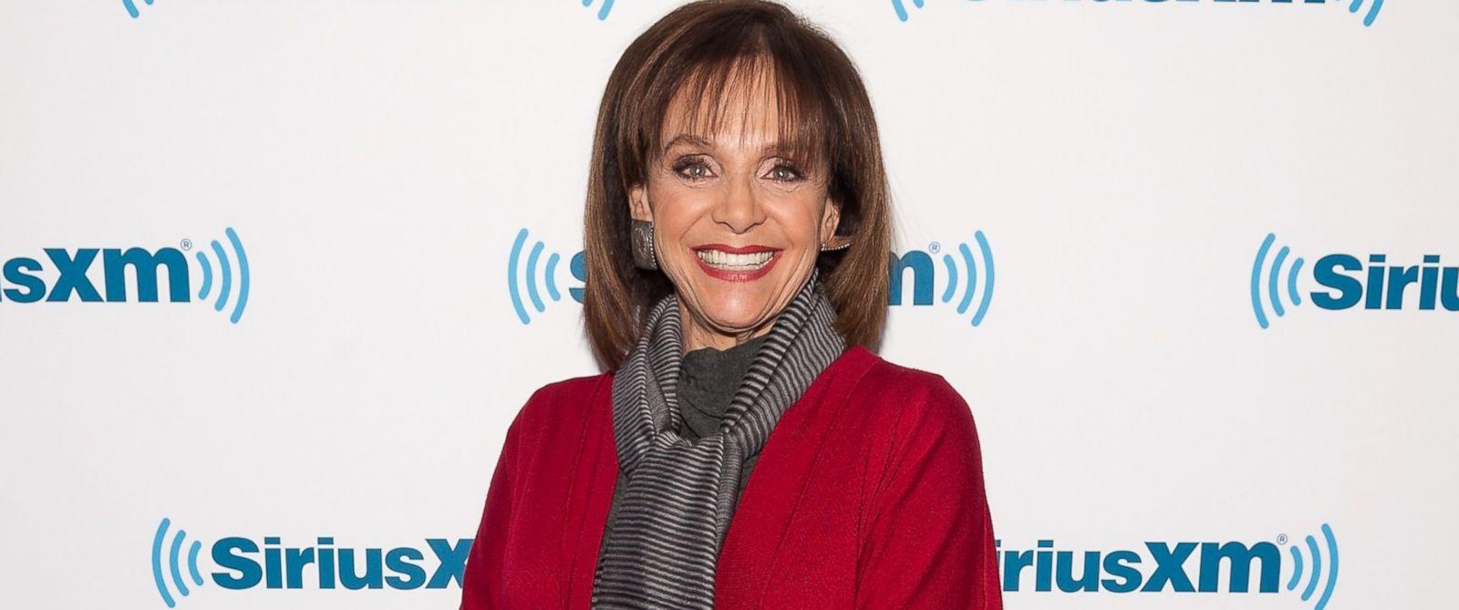PHOTO: Valerie Harper visits the SiriusXM Studios in New York, April 17, 2014.