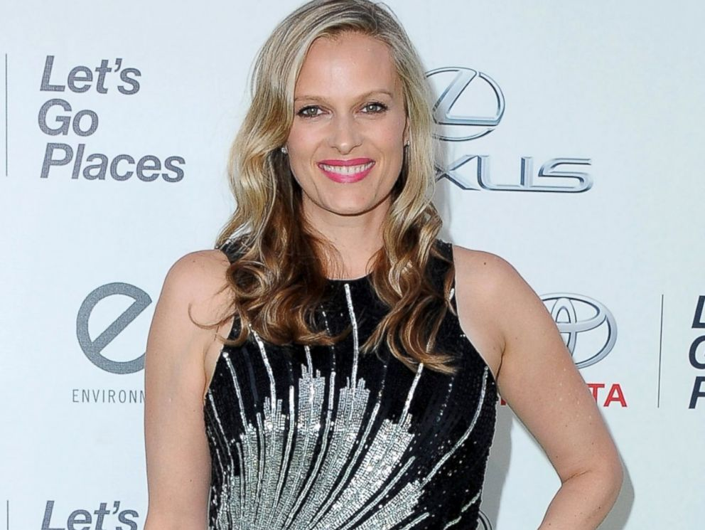 PHOTO: Vinessa Shaw arrives at Environmental Media Association Hosts Its 25th Annual EMA Awards Presented By Toyota And Lexus at Warner Bros. Studios, Oct. 24, 2015, in Burbank, California.