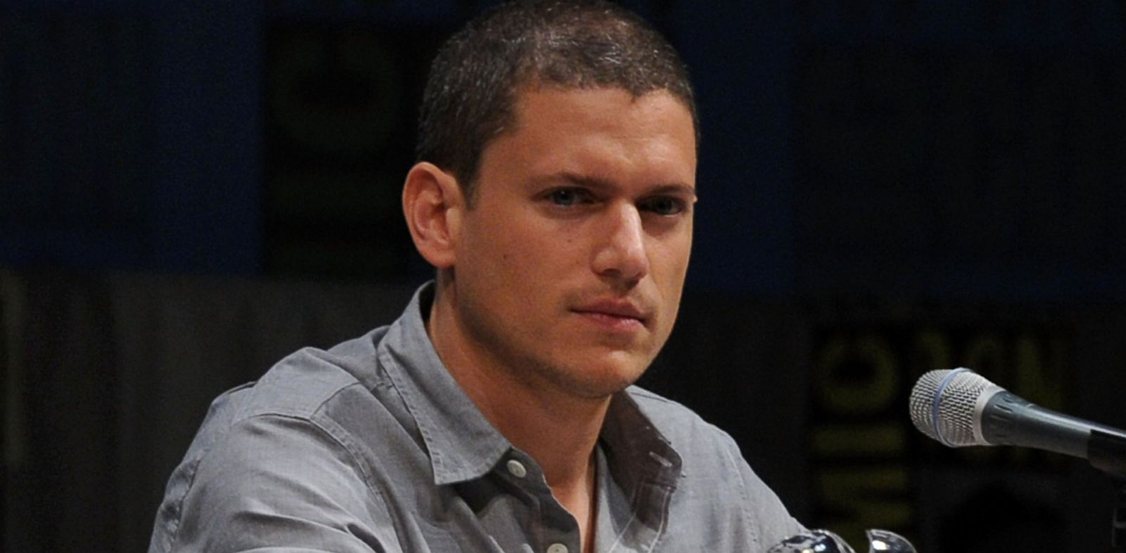 PHOTO: Wentworth Miller Opens Up About Suicide Attempt
