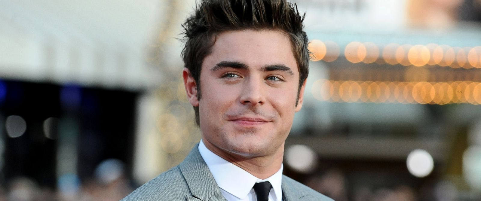 "PHOTO: Zac Efron attends the premiere of ""Neighbors"" at Regency Village Theatre, April 28, 2014, in Westwood, Calif."