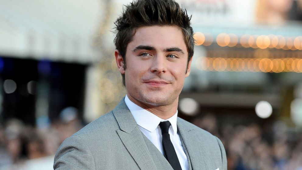 Zac Efron Admits Battl...