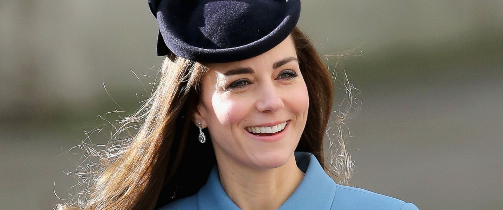 PHOTO: Catherine, Duchess of Cambridge attends the 75th Anniversary of the RAF Air Cadets at St Clement Danes Church on Feb. 7, 2016 in London.