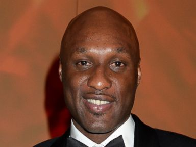 PHOTO: Lamar Odom attends HBOs Official Golden Globe Awards After Party at The Beverly Hilton Hotel on Jan. 12, 2014 in Beverly Hills, Calif.