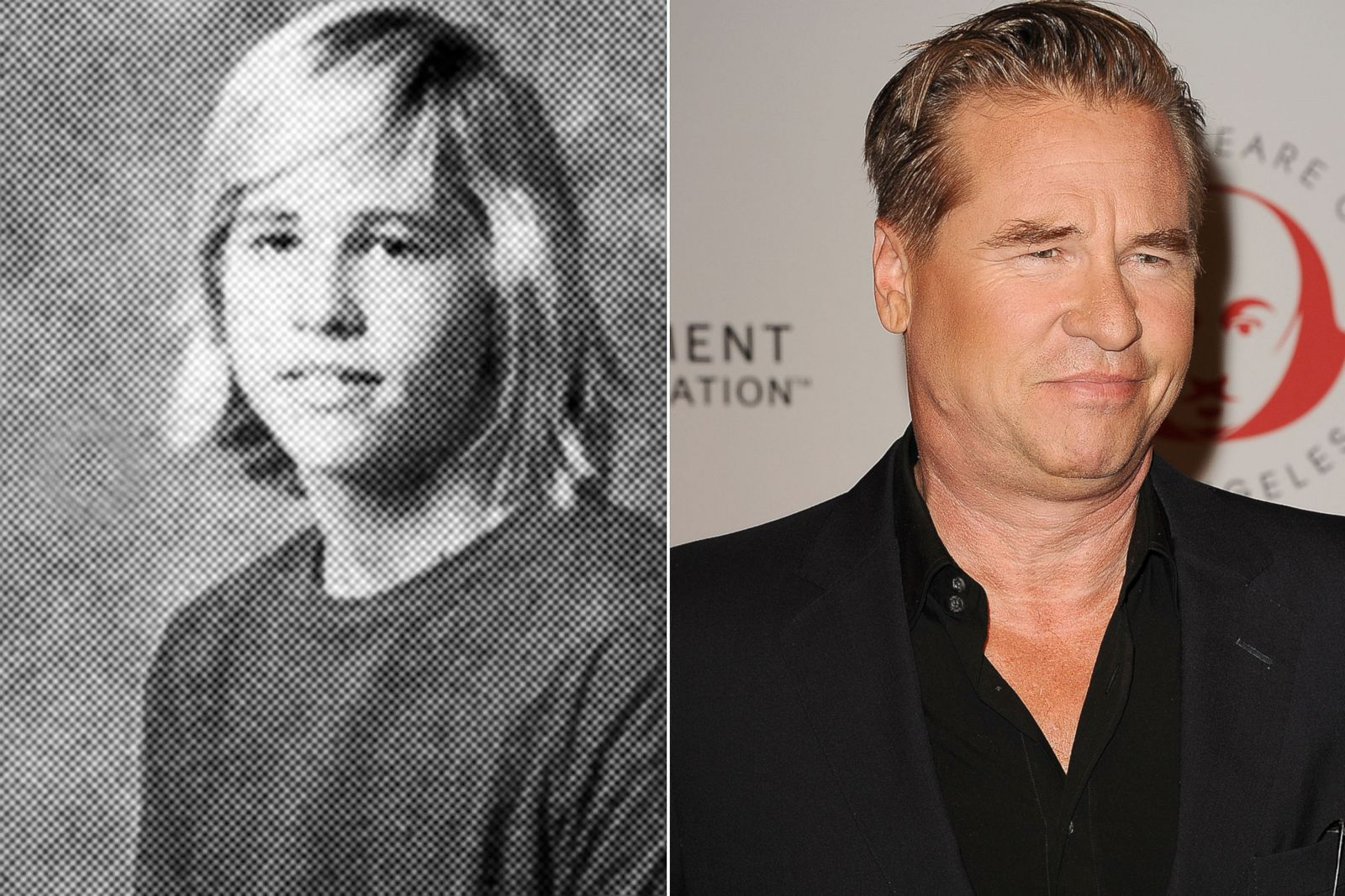 Val Kilmer Picture Before They Were Famous Abc News