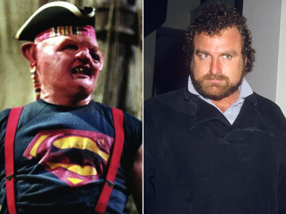 The Goonies Turns 30 Where Are They Now Abc News