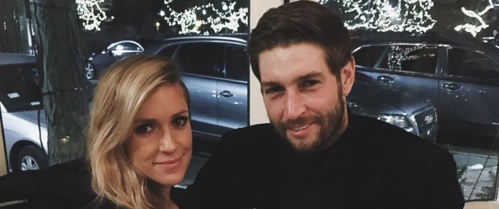 "PHOTO: Kristin Cavallari posted this photo to her Instagram account with the caption: ""Last night was the second time Ive put makeup on in over 5 weeks and left the house (besides the grocery store and taking Cam to school),"" Jan. 1, 2016."