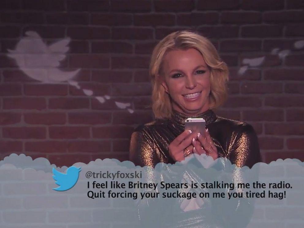 Celebrity Mean Tweets - Jimmy Kimmel Live! Mean Tweets ...