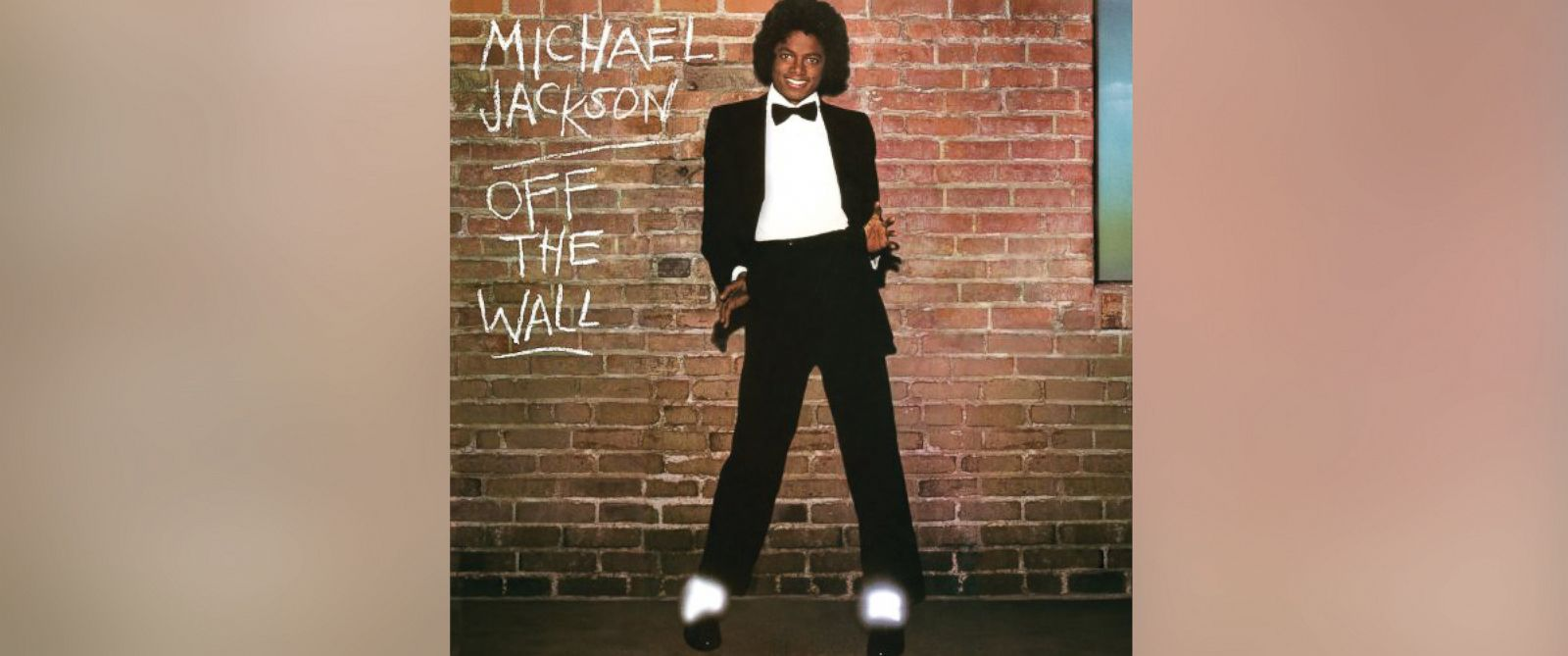 "PHOTO: Michael Jacksons ""Off the Wall"" album"