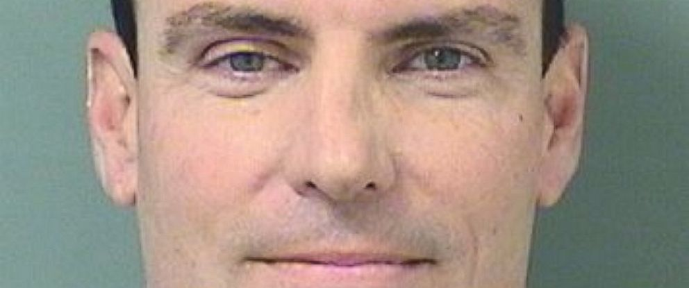 Booking photo of Robert Van Winkle, best known as Vanilla Ice, who was arrested in Palm Beach County, Florida, on Feb. 18, 2015.
