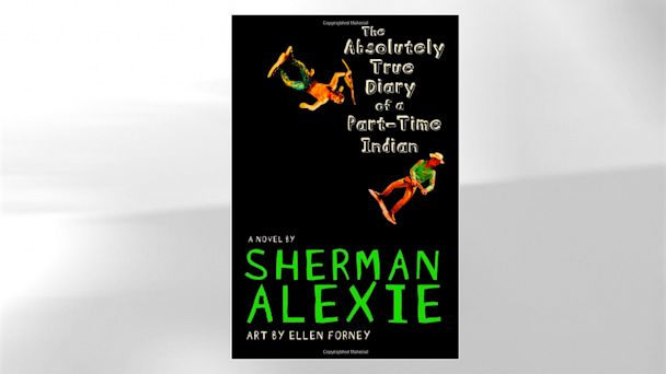 PHOTO: The Absolutely True Diary of a Part-Time Indian, by Sherman Alexie