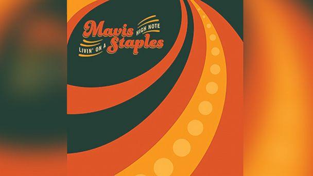 "PHOTO: Mavis Staples - ""Livin On A High Note"""