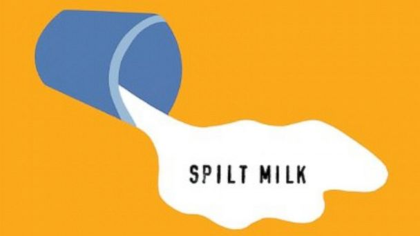 "PHOTO: Pete Astors album, ""Spilt Milk,"" is pictured here in this file photo."