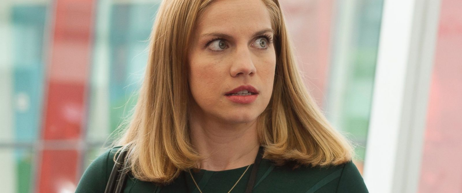 "PHOTO: Anna Chlumsky as Amy in season 3 of ""Veep."""