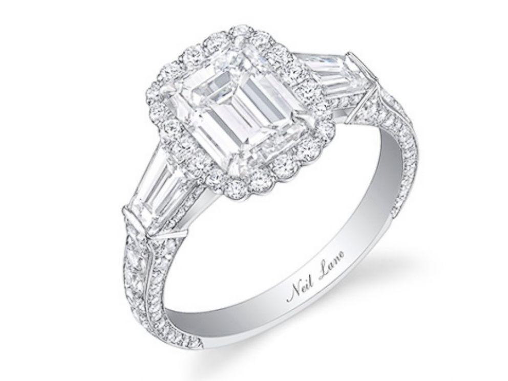 Neil Bryant Engagement Rings