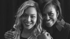 Beyonce Joins Michelle Obama to Support the 62 Million Girls Campaign