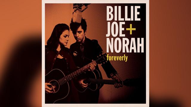 "PHOTO:Billie Joe + Norah's ""Foreverly"" album."