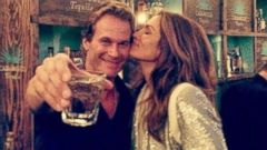 Cindy Crawford celebrates Cinco De Mayo with Her Husband