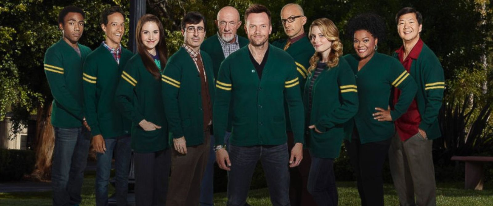"PHOTO: The cast of ""Community."""