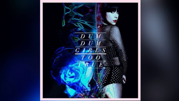 PHOTO: Dum Dum Girls new album, Too True.