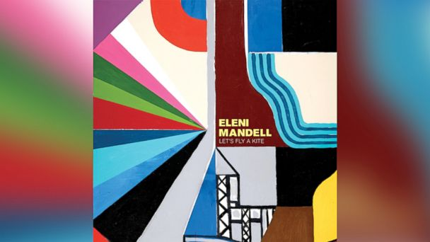 PHOTO: Eleni Mandells new album, Lets Fly A Kite.