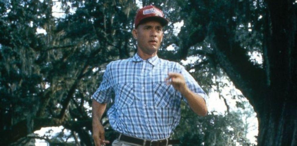 PHOTO: Tom Hanks in Forrest Gump, 1994.