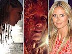 PHOTO: Heidi Klum wears three different hair styles in three days.