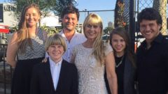 Bindi Irwin and Her Family Hit the DWTS Finale