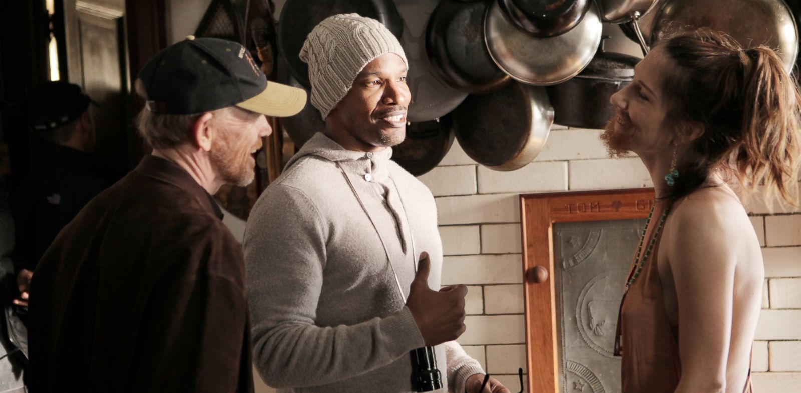"""PHOTO: Jamie Foxx recently stepped behind the camera to direct """"…And She Was My Eve"""" as part of the Canon Project Imaginat10n Film Festival inspired by consumer submitted photographs."""
