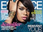 PHOTO: Jennifer Hudson stuns on the cover of the January issue of Essence magazine.