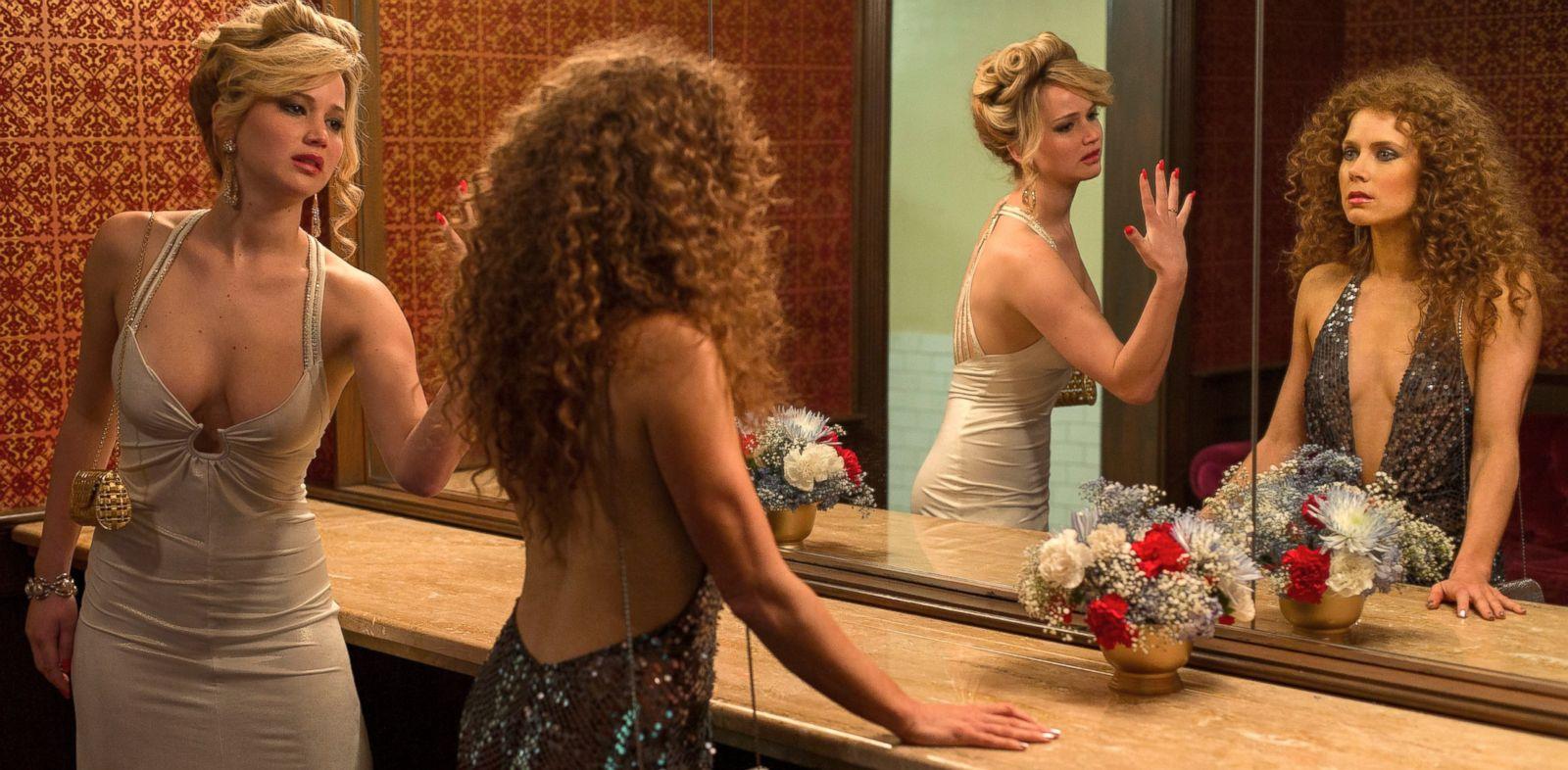 "PHOTO: Jennifer Lawrence stars in ""American Hustle."""