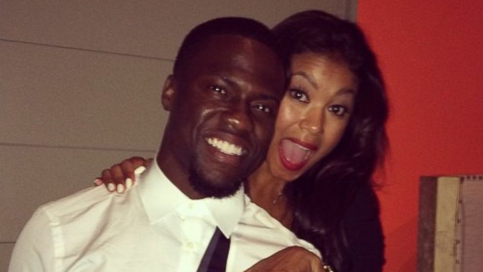 Funnyman Kevin Hart's ...