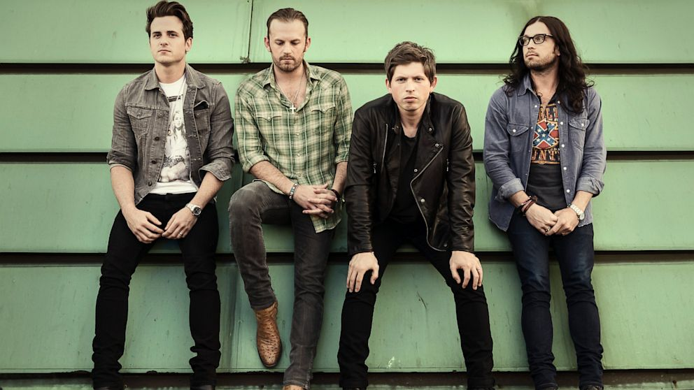 Kings of Leon Lonely No More  Nathan Followill Violet