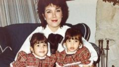 Kris Jenner Shares Holiday Throwback Photo With Kim and Kourtney