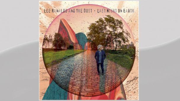 "PHOTO: Lee Ranaldo And The Dusts ""Last Night On Earth."""