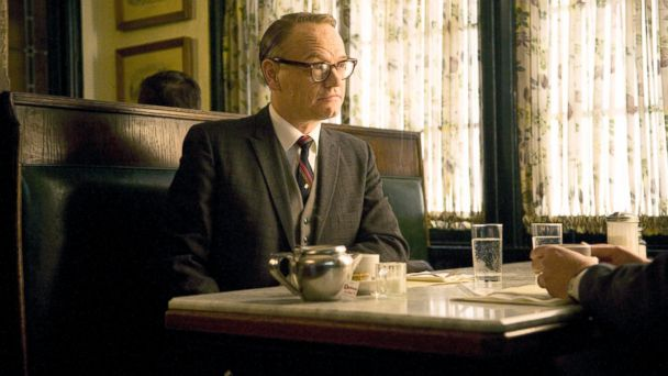 PHOTO: Jared Harris as Lane Pryce in a scene from Mad Men.