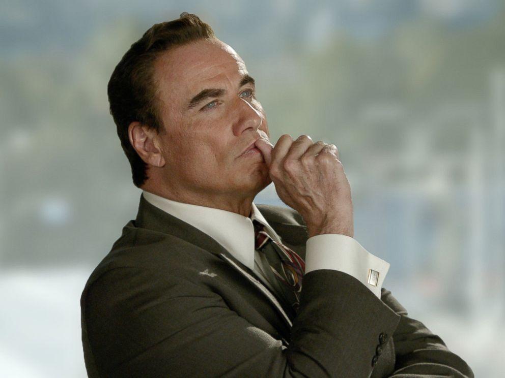PHOTO: John Travolta as Robert Shapiro in a scene from the TV miniseries, The People v. O.J. Simpson: American Crime Story.