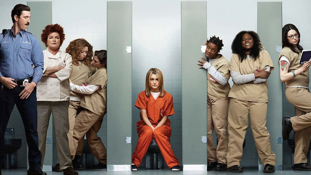 Real Life Orange Is The New Black Characters  Orange Is the New Black  The