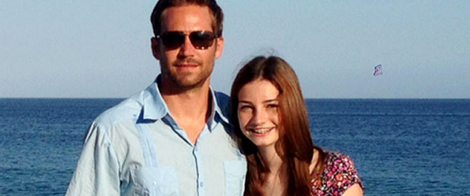 "PHOTO: Paul Walker and daughter Meadow are seen in this undated family photo posted to the ""Prayers for Meadow"" facebook page."