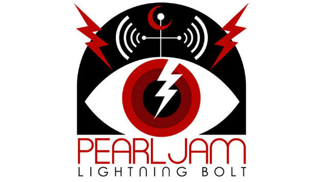 """PHOTO:Pearl Jam's """"Lightning Bolt"""""""