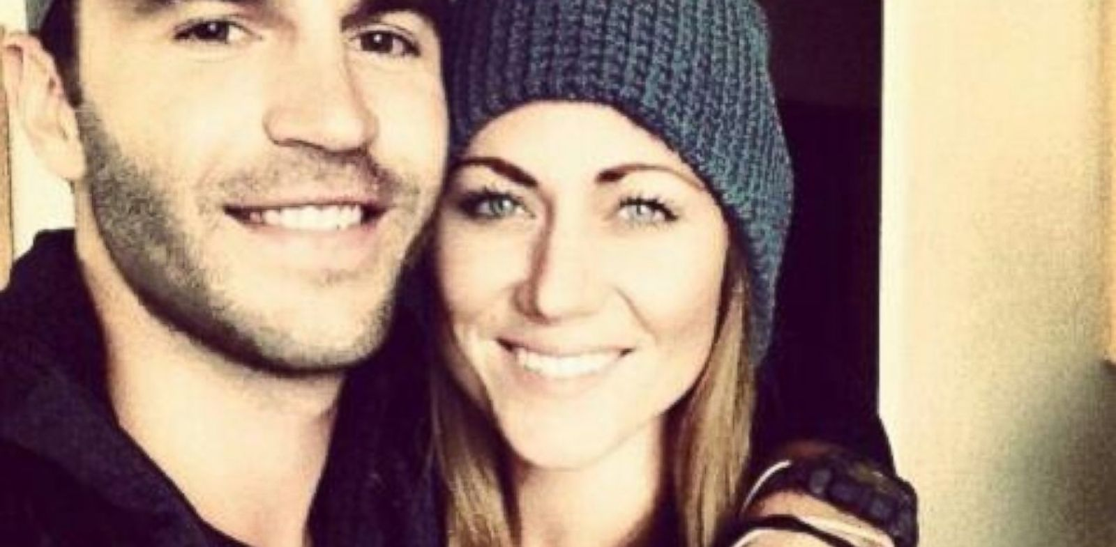 """PHOTO: Former """"The Bachelor"""" contestant Renee Oteri posts a photo of herself wearing an engagement ring on Facebook."""