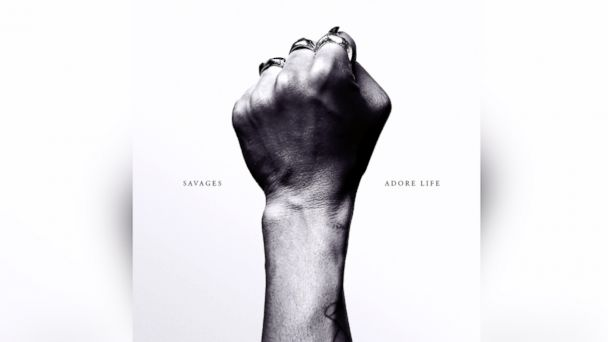 """PHOTO: Savages - """"Adore Life"""""""