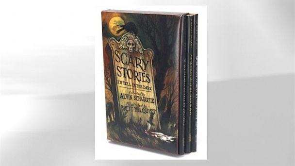 PHOTO: Scary Stories (series), by Alvin Schwartz