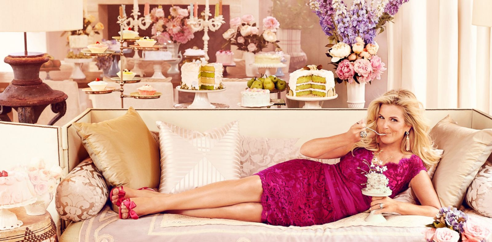 PHOTO: Trisha Yearwood in O, The Oprah Magazine's November issue.